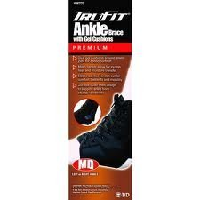 UPC 382904862336, TruFit Ankle Brace with Gel Cushions