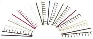 1 x 14 Legal Size Velobind Strip Sets: 1 x 14 for Velo Bind System 1: Velobinder 2: Velobind 3Pro