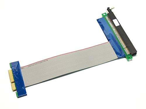 PCI Express 4X Male to PCI-E 16X Female Riser Mining Cable