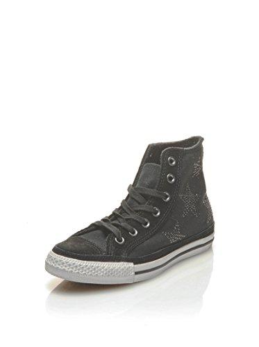 Converse Zapatillas abotinadas All Star Hi Text Studded Stars Negro EU 37