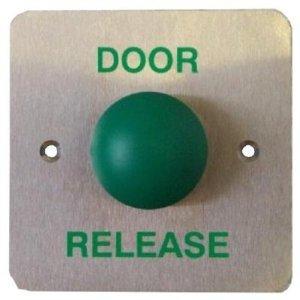 Unbranded Drb004f Green Mushroom Door Release Button