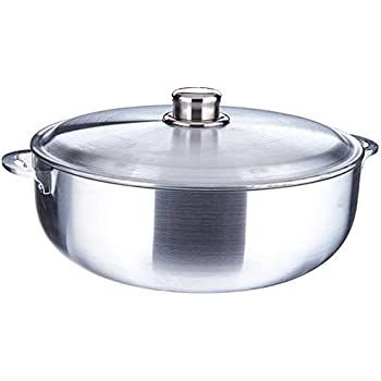 Aluminum Caldero Stock Pot (9.27 Quart)