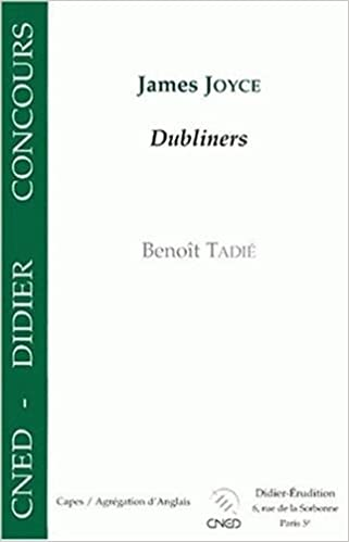 James Joyce, Dubliners : CAPES, Agrégation d'anglais epub, pdf