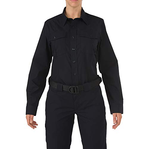 5.11 Tactical Women's Stryke PDU Class A Long Sleeve Shirt, Button Up, Teflon Finish, Style 62008