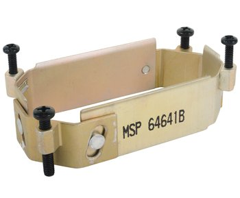 1 Pc, Clamp/Arinc, Size: 1.5 X 3 Depth: 1, Aluminum, Chem-Film (Alodine) Finish To Make Retrofits Simpler And Faster by MSP AVIATION