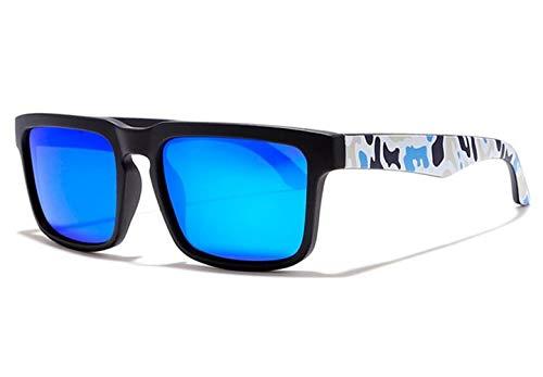 lunettes cyclisme UV400 air Lunettes Mode en Protection Sport Black FlowerKui polarisées de unisexe plein EwUgFznnqA