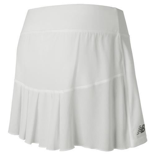New Balance - Casino Damen Tennisrock weiß