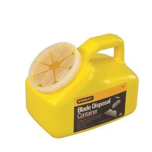 Blade Disposal Containers, 8 1/2 in, 1 container