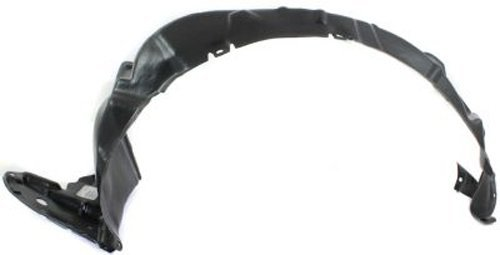 CPP Front Driver Side Left Splash Shield Fender Liner for 2010-2015 Toyota Prius