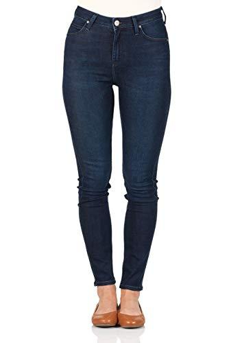 Size Scarlett polished High Mujer Azul Indigo Plus Para Skinny Lee Kd Vaqueros dtpzqwqxF