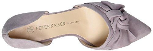 Peter Kaiser Damen Calua Pumps Grau (Pastell Suede)
