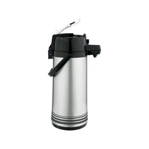 Update Airpot (Update International (NLD-22-BK/SF) 2.2 L Stainless Steel Lever-Top Air Pot)