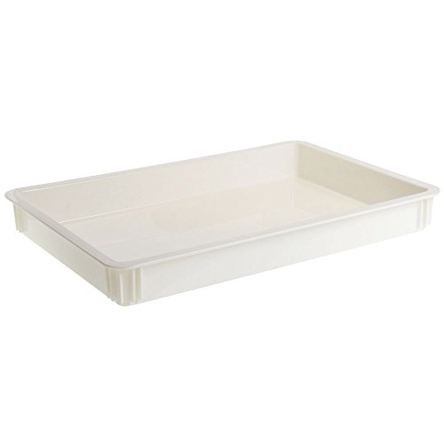 (Cambro DB18263CW148 Pizza Dough Box - Camwear Polycarbonate, 18