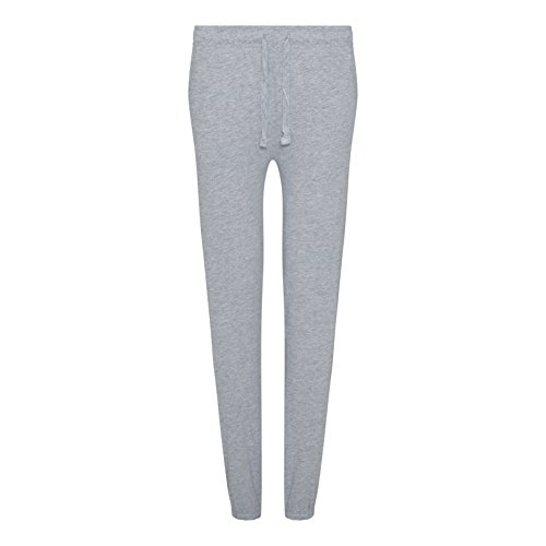 Gals Pantaloni Sleepy Heather Grey Womens Comicy Pajama gtTwPq