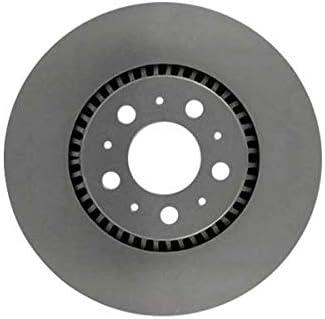Bendix Premium Drum and Rotor PRT6297 Metallic Brake Rotor