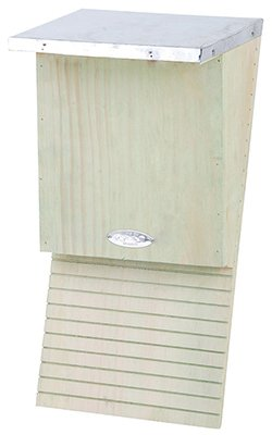 Esschert Design NKVM 7 x 6.5 x 7.9 in. Insulated Bat House