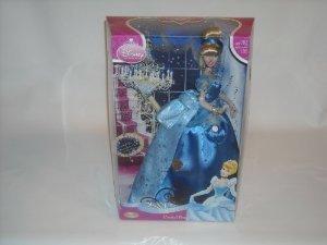 Disney ( Disney ) Princess Crystal Dream Porcelain Doll Collection - Cinderella Doll doll figure ( parallel import ) ()