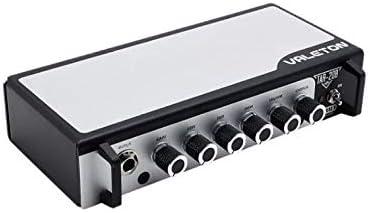 Valeton TAR-20B - Amplificador de bajo para guitarra con pedal de estudio y tarjeta SIM CAB