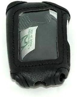 Leather Remote Cover 7341P /& 7701P A W Enterprises 489P Case for Python 2-Way Remote Control Models 479P