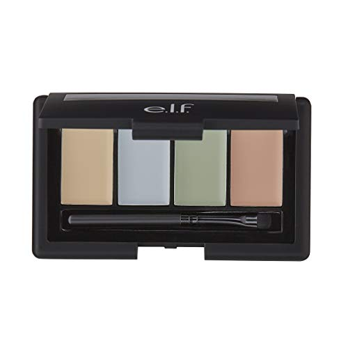 (e.l.f. Corrective Concealer, Erase and Conceal, 0.19 Ounce )