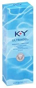 K-Y Ultragel Lubricant 4.5oz