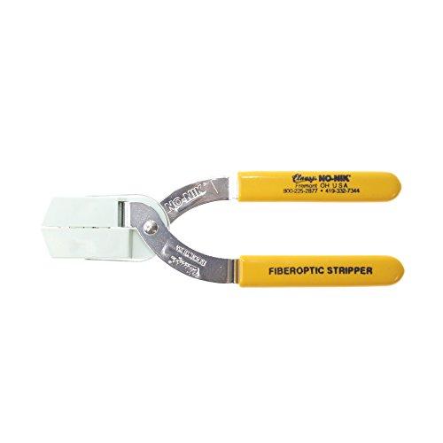 Clauss Cutlery NN175 No-Nik Fiber Optic Duplex Wire Stripper Tool