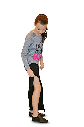 bZipt Clothing Inc. Little Girl's Fleece Lined Zippered L...