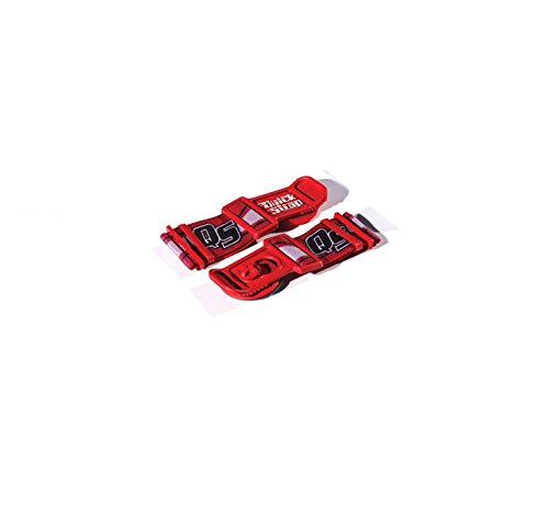 Quik Strap - Factory Effex (QS-10) Goggles Quick Strap (Red)