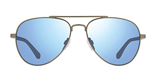 Revo Sunglasses for Men Women - Polarized Aviator and Navigator Styles - Multiple Frames and Lens Colors