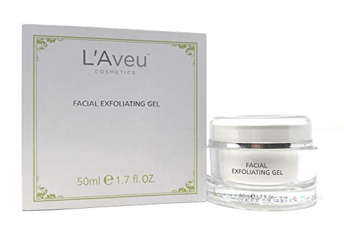 - L'Aveu Facial Exfoliating Gel 1.7 fl. oz.