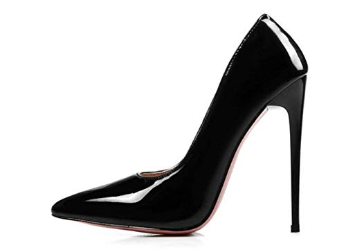 Season Da Stiletto colore Aperta Tacchi Con Rosa Dimensione Fashion Eu37 4 Nero Party Alti Abiti Sposa A Donna Dancing Sandali Punta Luxury Queen Eeayyygch Scarpe RzqOYq