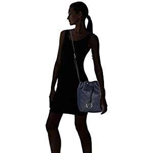 Liebeskind Berlin Women's Shbucketm Pebble Cross-Body Bag