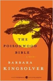 "Cover of ""The Poisonwood Bible"""
