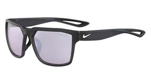 Nike EV0949-011 Bandit R Sunglasses (Frame Speed Tint with ML White Lens), Matte Dark - Nike Sunglasses Optics Max