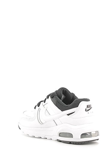 Nike Air Max Command Flex Ltr Ps, Zapatillas de Running para Niños Blanco (White / White-Black)
