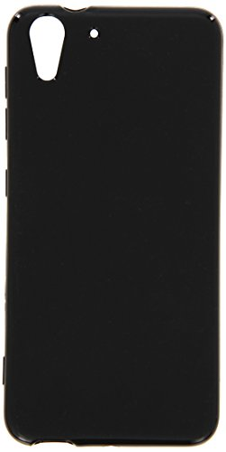 HR Wireless HTC Desire Eye Frosted TPU Cover Case - Retail Packaging - Black