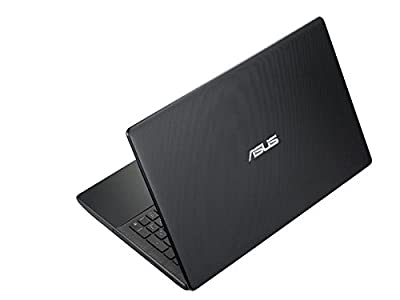 ASUS 15.6-Inch Dual-Core Laptop, 500 GB, 4GB RAM, Intel 2.16GHz, Black