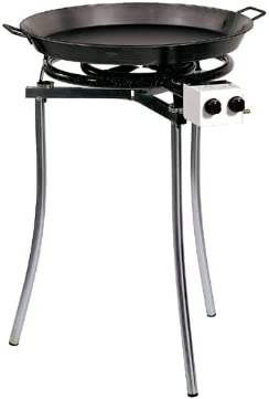 De Buyer 0816.40N - Quemador de gas para sartenes con tripode ...