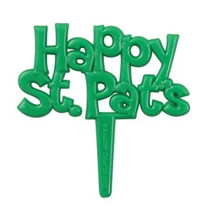 (St. Patrick's Day Cupcake Picks - 24 ct by Party)