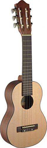 Stagg UKG 20 NAT Ukulele Sized Classical Guitar by Stagg
