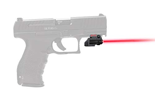 ArmaLaser Walther PPQ M2 PPX GTO Red Laser and FLX42 Grip Switch (Best Laser For Walther Ppq)