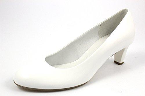 Gabor 45.200-71 - Zapatos de vestir para mujer Blanco - blanco