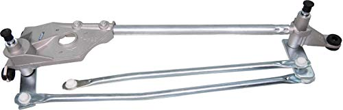 APDTY 713611 Windshield Wiper Transmission Linkage Assembly Fits 1998-2002 Honda Accord 4-Door Sedan (Replaces Honda 76530-S84-A01, 76530-S84-A02)