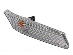 Marker Front Euro Side Clear (Porsche 987 987c Side Marker Light (Clear Euro) RT Front right NEW oem passenger)
