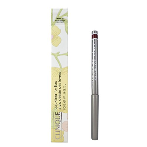 (Clinique Quickliner for Lips for Women, No. 01 Lipblush, 0.01 Ounce)