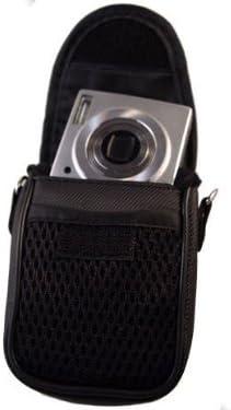 5** IS HS Series inc 145 2** 150 240 HS 160 Case4Life Schwarz gepolstert Kameratasche Beutel f/ür Canon Ixus 1** 175 180 165 155 125 HS