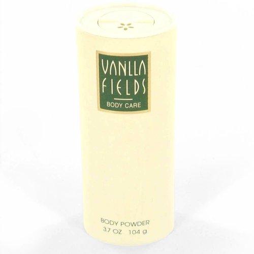 Vanilla Fields By Coty Womens Body Powder 3.7 Oz ()