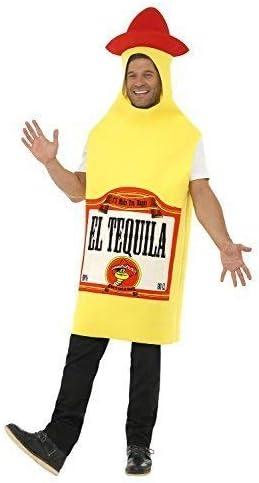 Fancy Me Disfraz mexicano de Tequila divertido para hombre y mujer ...