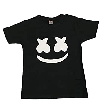 Smiley Black Tshirt