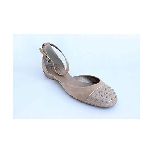 Sandal Tods Tods Ladies Ladies Flat Sandal XXW0MQ0D7703DW156W XXW0MQ0D7703DW156W Tods Flat aS1awq8